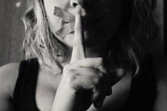 """Titelfoto bij artikel Colinda Huisman op OpinieZ.com """"We mogen tegenwoordig ook niks meer zeggen"""""""