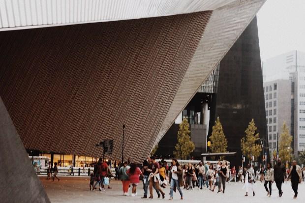 """Titelfoto bij artikel Brent Hadderingh op OpinieZ.com """"Het taboe van de discussie over demografische transformatie"""""""