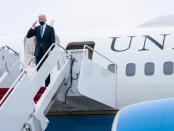 Joe Biden buitenlandse politiek artikel Johannes Vervloed OpinieZ