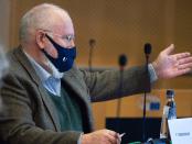 Titelfoto bij artikel EU keurt Klimaatwet Frans Timmermans goed Ferdinand Meeus Opiniez