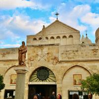 De onderdrukking van christenen in de Palestijnse gebieden