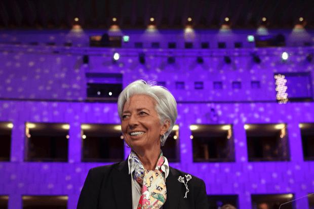 Europese Centrale Bank, Lagarde, lage rentebeleid, inflatie, stagflatie, opkoopprogramma, ECB, Johannes Vervloed, OpinieZ