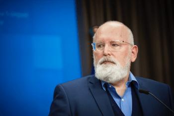 Fit for 55, Green Deal, EU, Frans Timmermans, klimaat, OpinieZ, Johannes vervloed