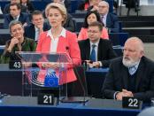 Fit for 55, ursula von der leyen, frans timmermans, EU, klimaatplan, klimaat, energie, opiniez, ferdinand meeus