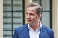Hugo de Jonge, Mark Rutte, persconferentie, corona, Ines van Bokhoven, OpinieZ