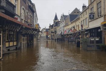 Klimaat, weer, overstroming, klimaatramp, green deal, klimaatmodel, alma van hees, opiniez