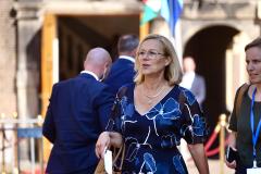 De pauselijke ambities van Sigrid Kaag Uri van as opiniez, vaticaan, VN, macht, instituut