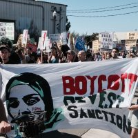 Terecht inreisverbod in Israël voor BDS-ers