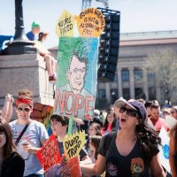 March for Science ging niet over wetenschap