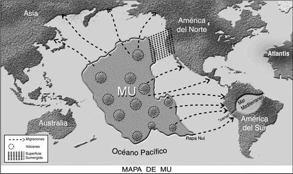 Peradaban Bangsa Lemuria