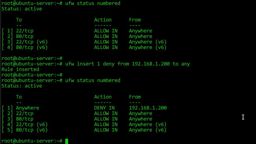 Cara Konfigurasi Firewall UFW di Ubuntu