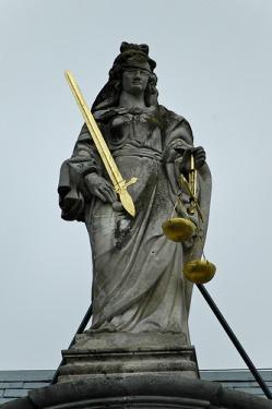symbool van de gerechtigheid