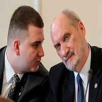 Antoni Macierewicz iBartłomiej Misiewicz
