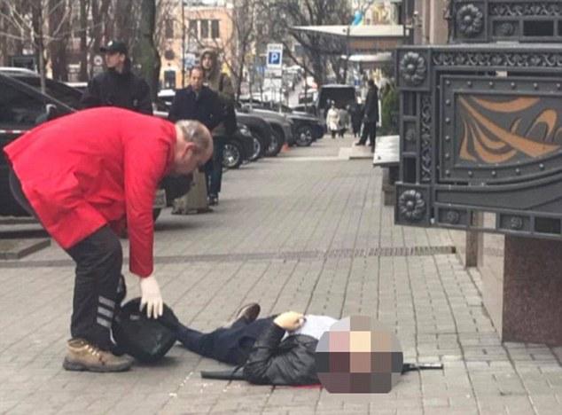 Vritet në mes të ditës deputeti rus