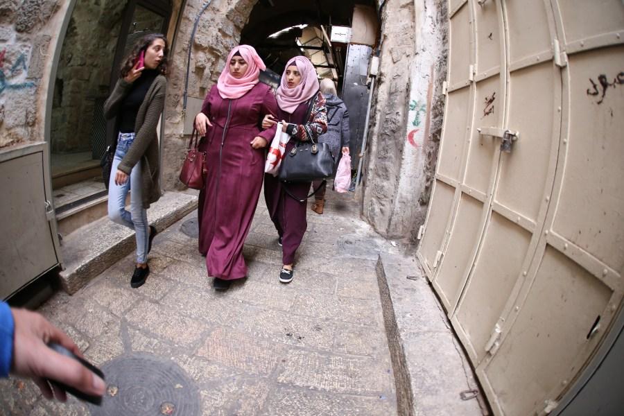 Jerusalem: Holy city for three religions