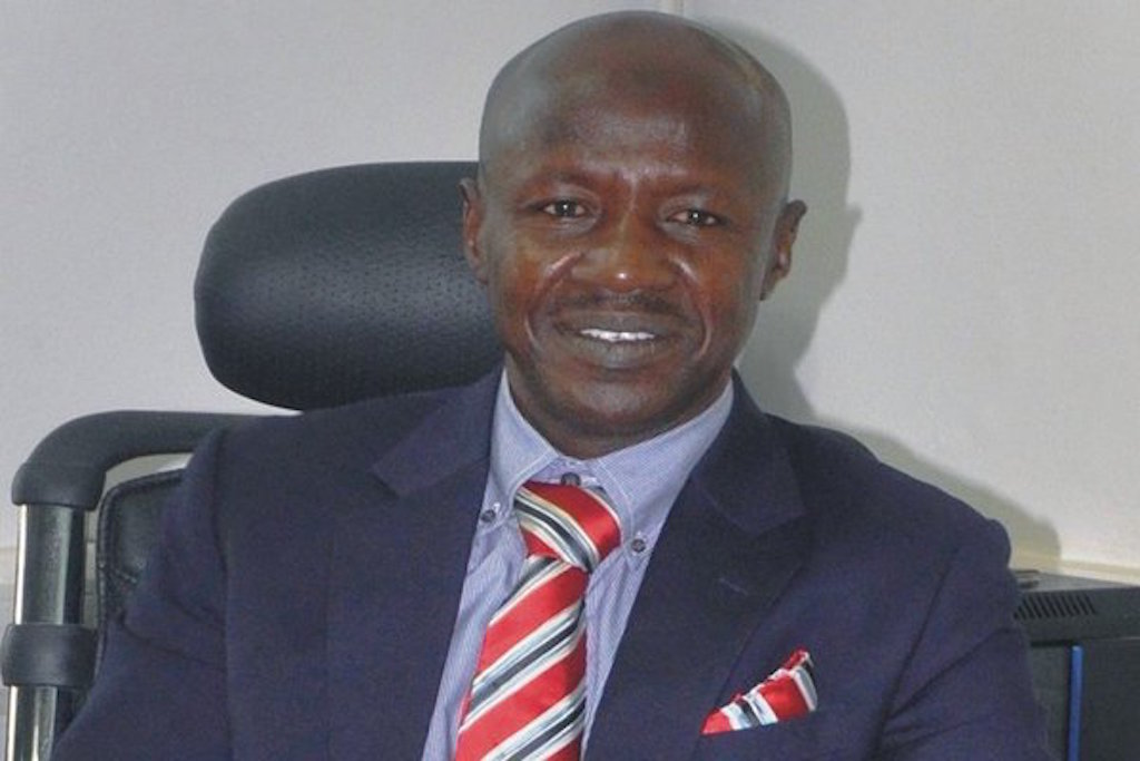 EFCC Chair Ibrahim Magu