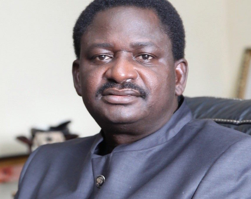 Buhari At 75: Why God Kept Him Alive, By Femi Adesina