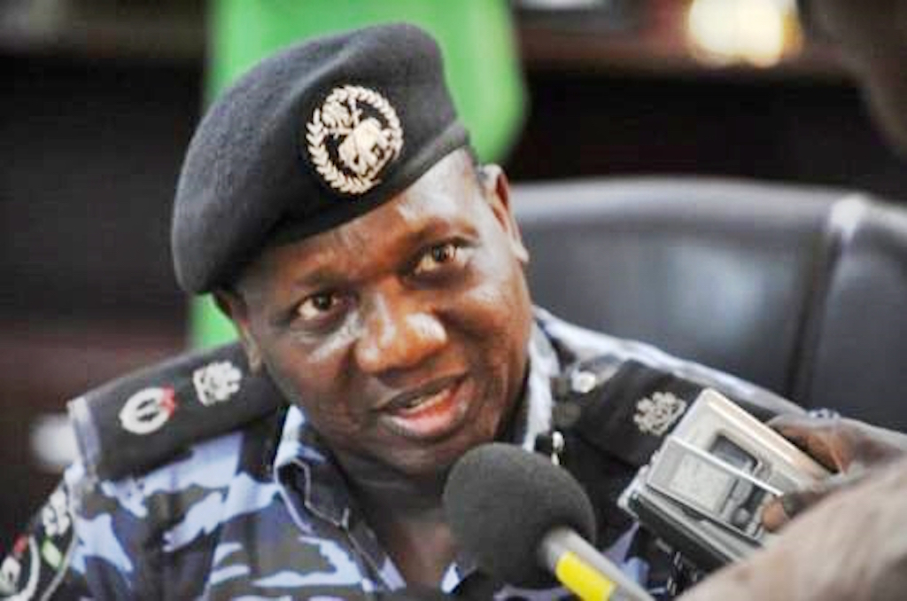 Acting Inspector General of Police Ibrahim Idris