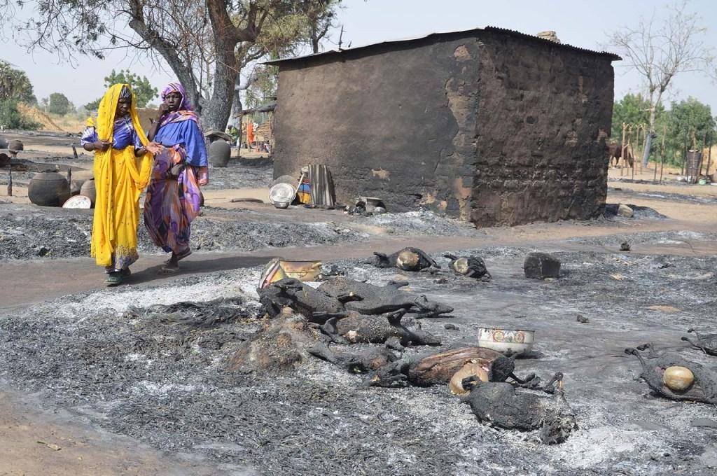 Villagers - Boko Haram