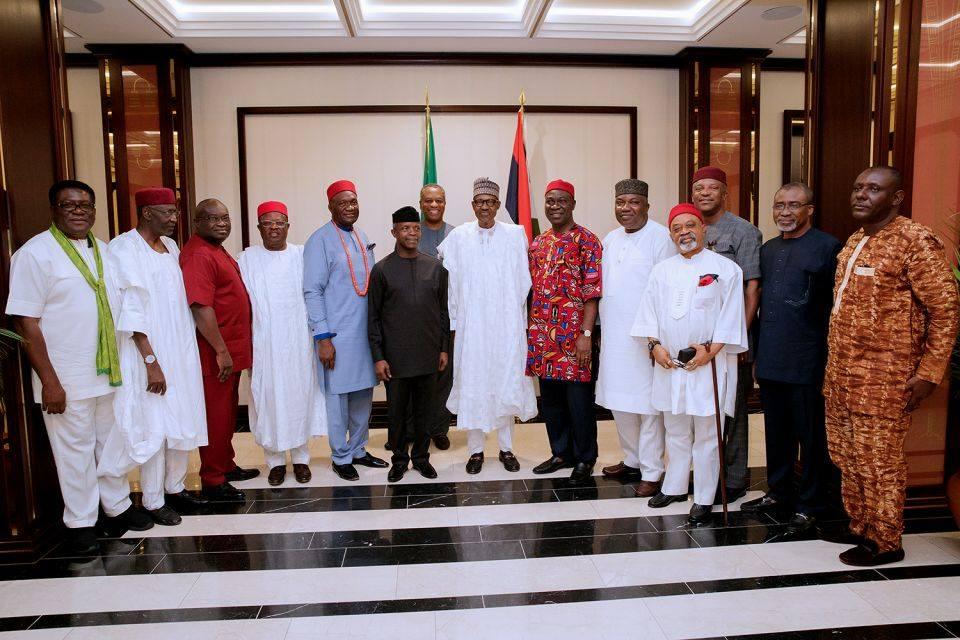 PMB and Igbo Leaders