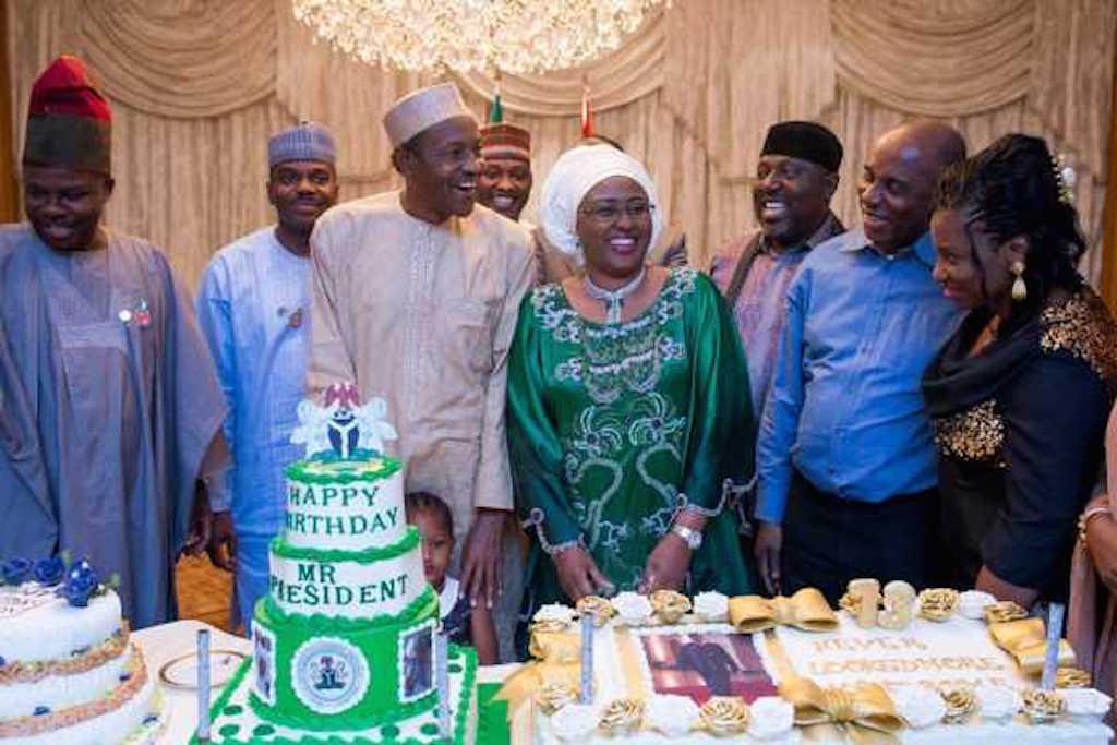 Buhari Birthday