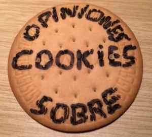 Cookies no galletas