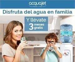 Dispensador de agua y las 6 razones para no beber agua del grifo