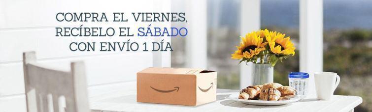 amazon premium envio gratis 1 dia