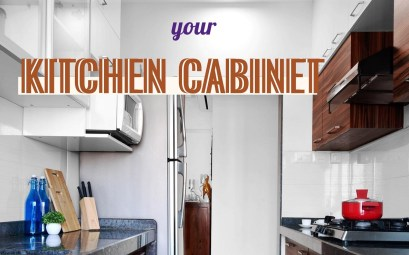 keep up your kitchen cabinet