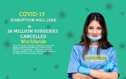 Covid 19 distrubting global surgeries