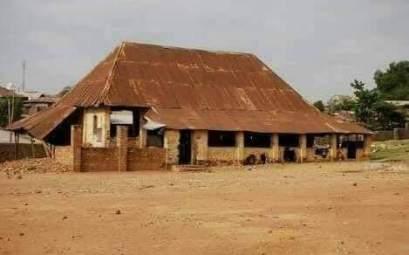 First Primry School in Nigeria