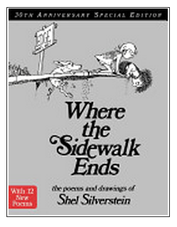 My Adventures in Reading | Where the Sidewalk Ends