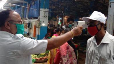 Photo of অদৃশ্য ভাইরাসের সংক্রমণ রুখতে, বাজারে বাজারে থার্মাল স্ক্রিনিং কলকাতা পুলিশের