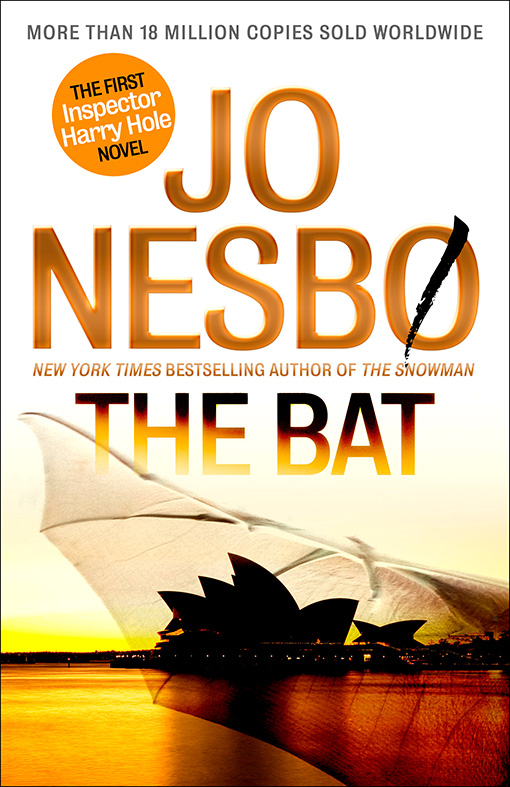The Bat by Jo Nesb  Thinking about books