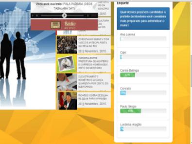 MONTEIRO-FM-300x225 Pré-candidato a prefeito de Monteiro Paulo Sergio vence enquete com 45% dos votos