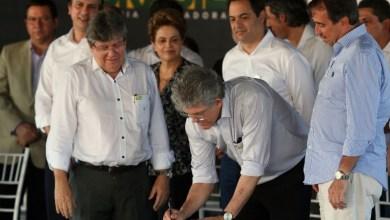 Dilma garante verba para abastecimento de água na PB 2
