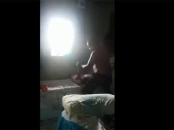 agressao-de-pai-300x225 Vigilante que bateu na filha de 3 anos na Grande SP é detido pela polícia