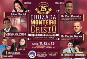 cruzada-300x203 Em Monteiro:15ª Cruzada Monteiro para Cristo