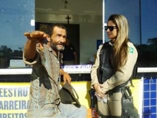 joseesilvana-300x225 PRF ajuda Monteirense desaparecido que percorreu 1.500 km da PB a MG a rever os filhos
