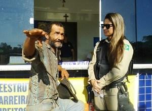 PRF ajuda Monteirense desaparecido que percorreu 1.500 km da PB a MG a rever os filhos 6