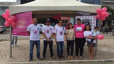Delegacia da Mulher de Monteiro realiza ações de prevenção à violência 2