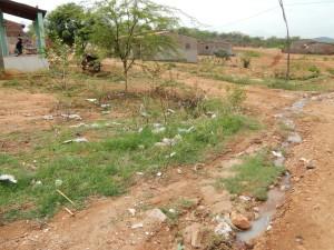 20160125174628-300x225 Mato, lixo e esgotos a céu aberto mostram descaso da Gestão do Prefeito Junior Nobrega no município da Prata, no Cariri