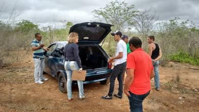 Jovem tem carro furtado em Serra Branca enquanto participava de festa 5