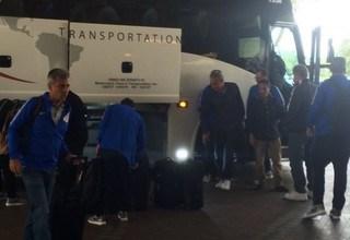 Após susto em voo, Corinthians chega a Orlando para disputar torneio 5