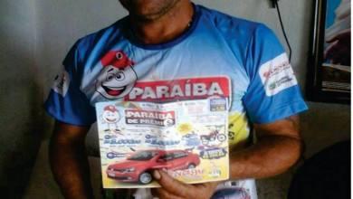 Confira os Ganhadores do Paraíba de Prêmios da semana 4