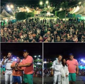"""CELIO-300x297 Carnaval de São João do Tigre é iniciado com o """"Zé Pereira"""" centenas de pessoas vão as ruas"""