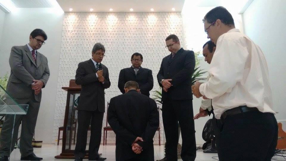 igreja-presbiteriana-Monteiro Igreja Presbiteriana do Brasil Monteiro, Licenciatura ao ministério da palavra do missionário Veronilton Paz da Silva