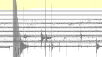 Tremor de magnitude 3.8 é registrado em São Caetano e Caruaru 6