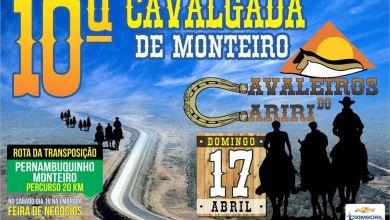 Dia 17 de Abril 10ª Cavalgada da Integração 2