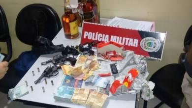 Exclusivo: Irmãos de ex-deputado são mantidos refém durante assalto em Monteiro 2